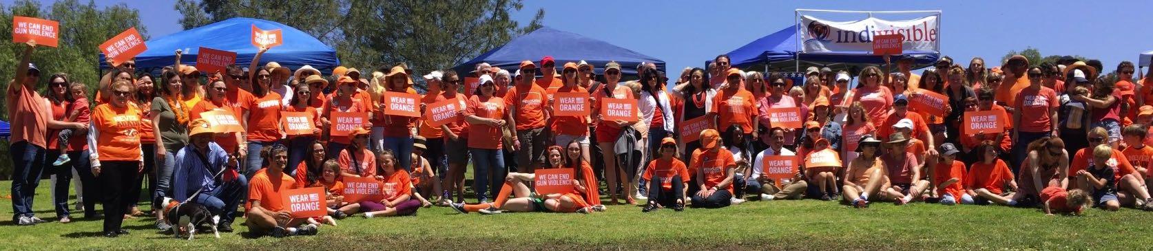Wear Orange San Diego 2018