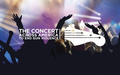 Concert Across America to End Gun Violence 2018