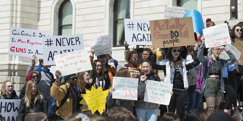 California Dems Platform Plank -- Gun Violence Prevention