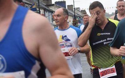 Tough Slog on the Marathon
