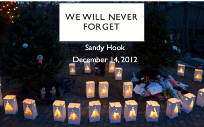 Eight Years On — Remembering Sandy Hook