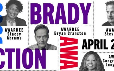 Brady Action Awards — April 29