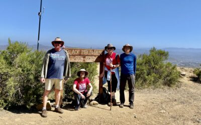 Hike for Hope — May-June