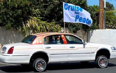 Cruising for Peace Means No Shots Fired